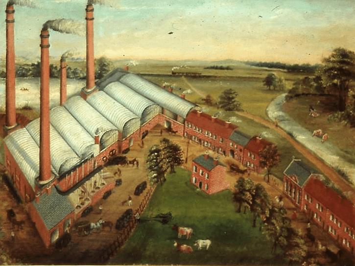 Hay mills image