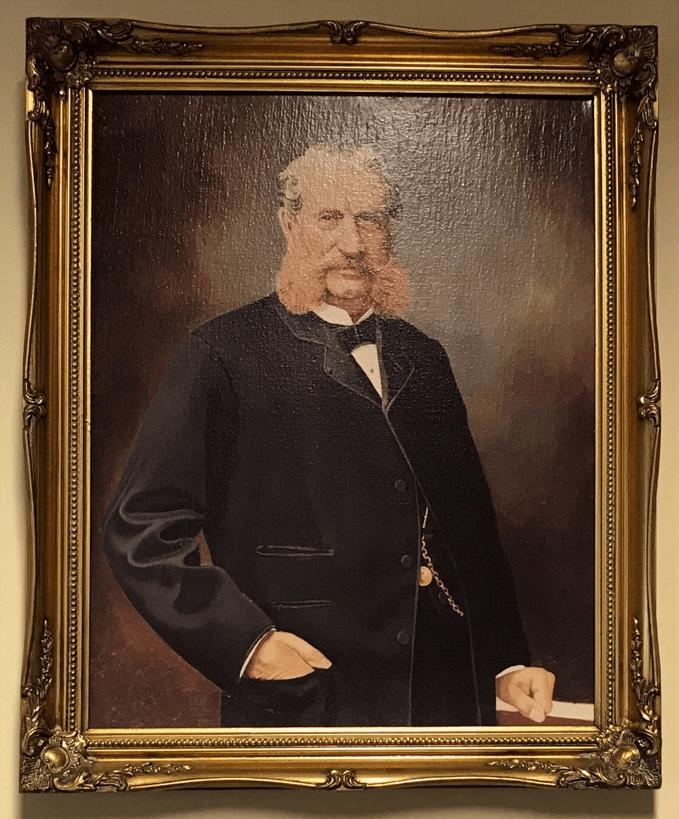James Horsfall (1813-1887)