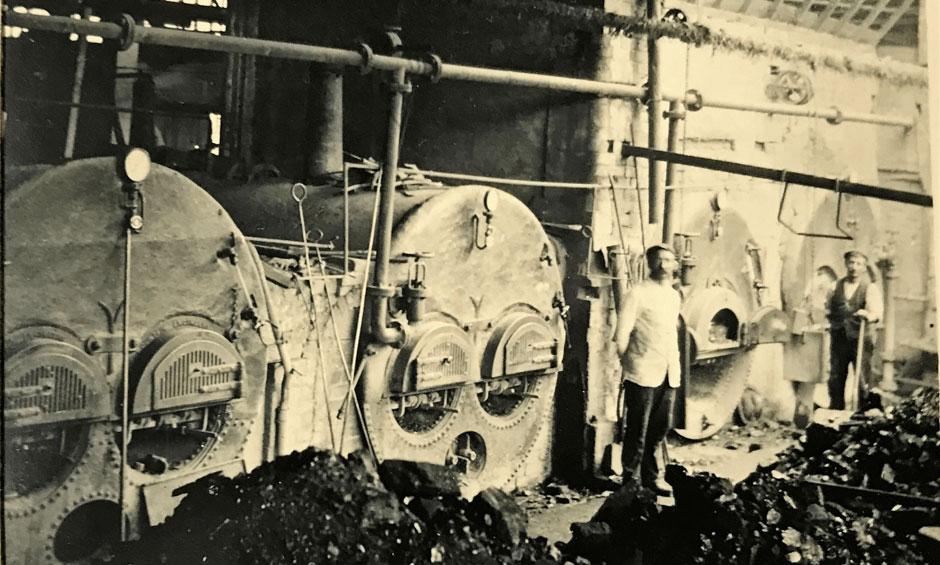 The Lancashire Boilers