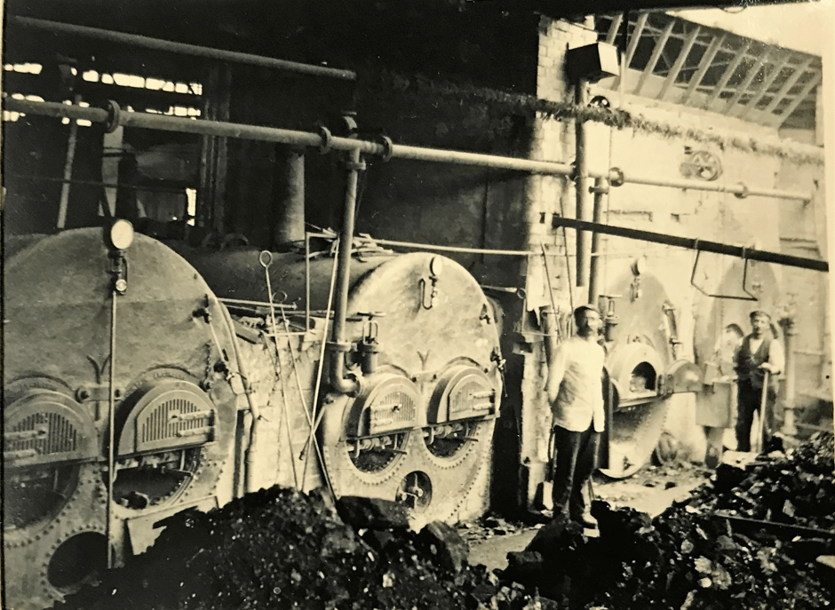 The Lancashire Boilers